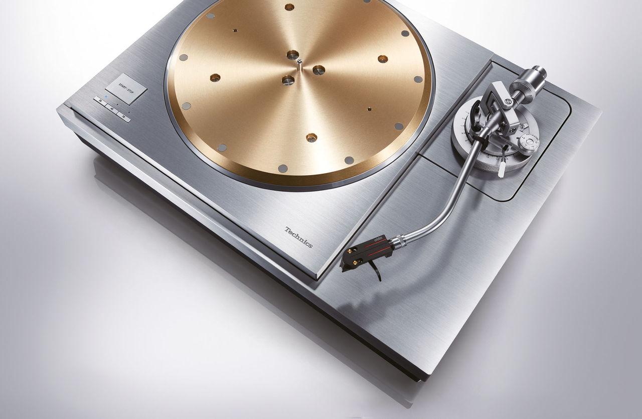 En titt på Technics sjuka skivspelare