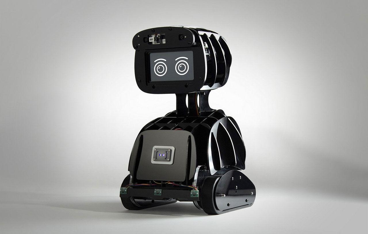 Misty Robotics visar robot för utvecklare