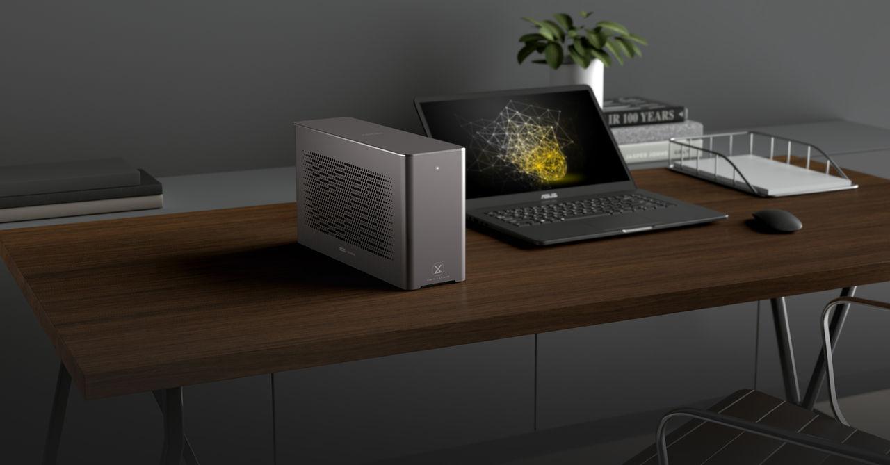 Asus visar upp GPU-dockan XG Station Pro