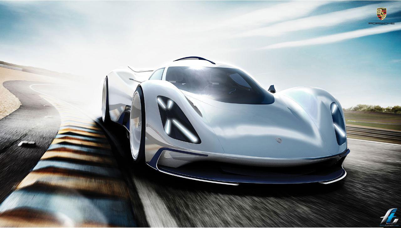 Porsche håller på med en plattform för eldrivna superbilar
