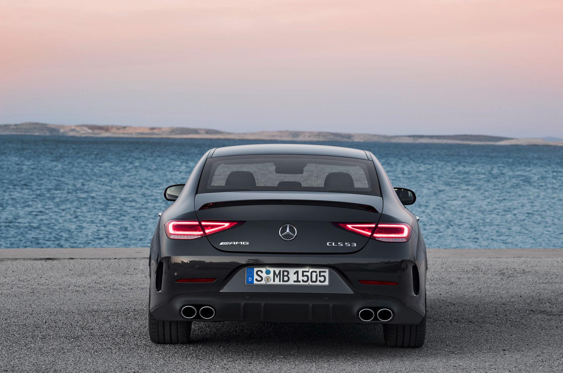 Mercedes elektrifierar några modeller