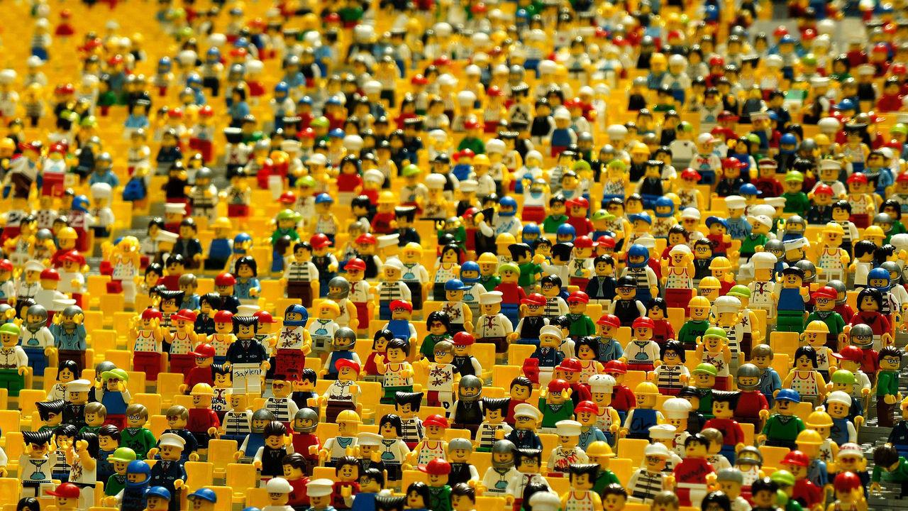 Tencent och Lego i samarbete