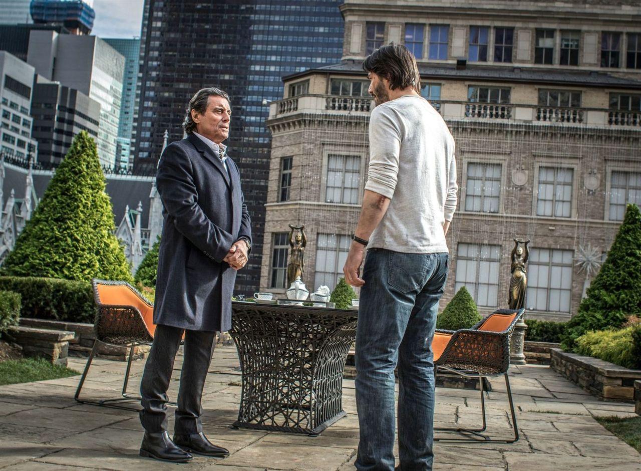Ian McShane kan dyka upp i John Wick-serien The Continental