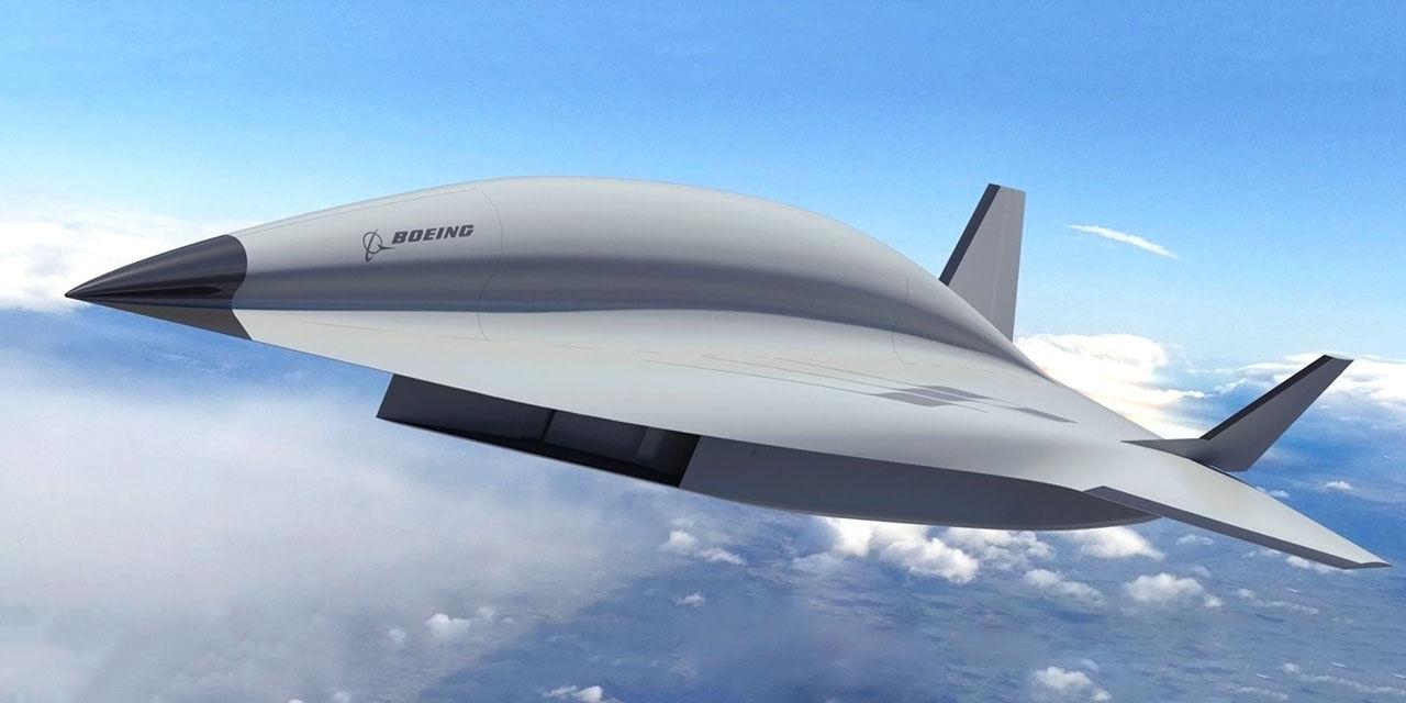 Boeing visar spirituell uppföljare till Blackbird