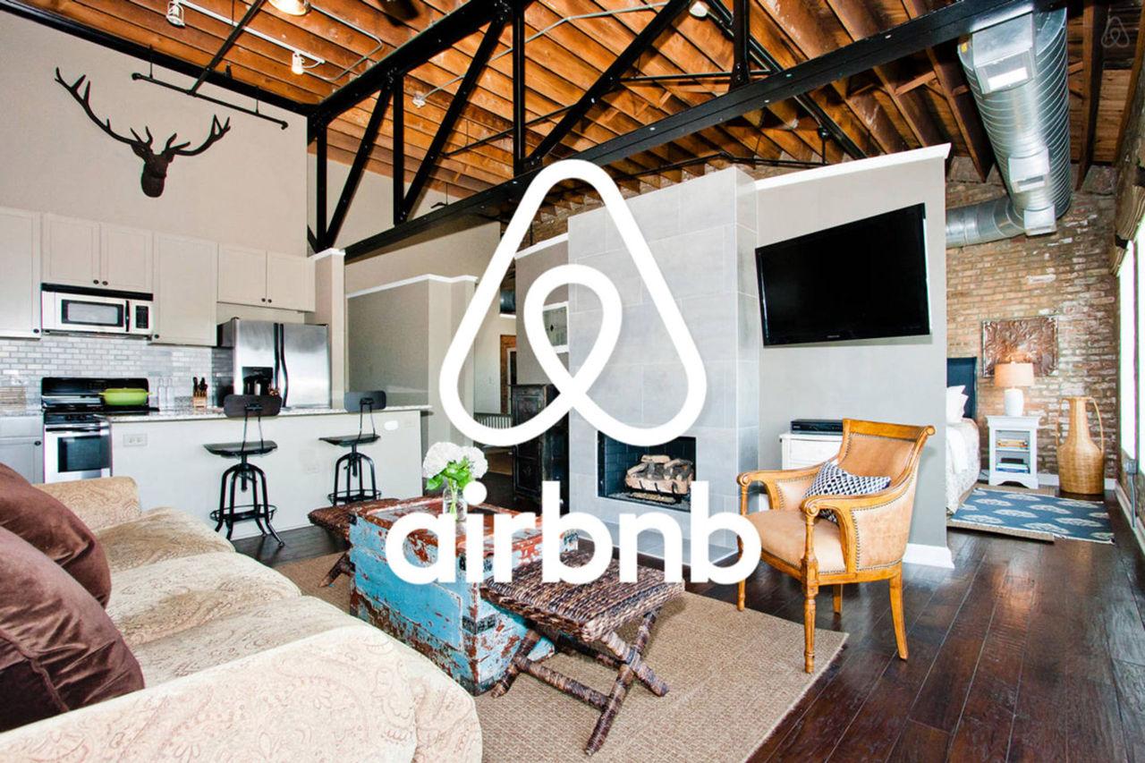 Airbnb låter dig betala deposition