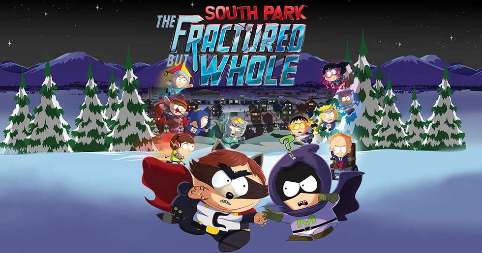 South Park: The Fractured but Whole kan komma till Switch