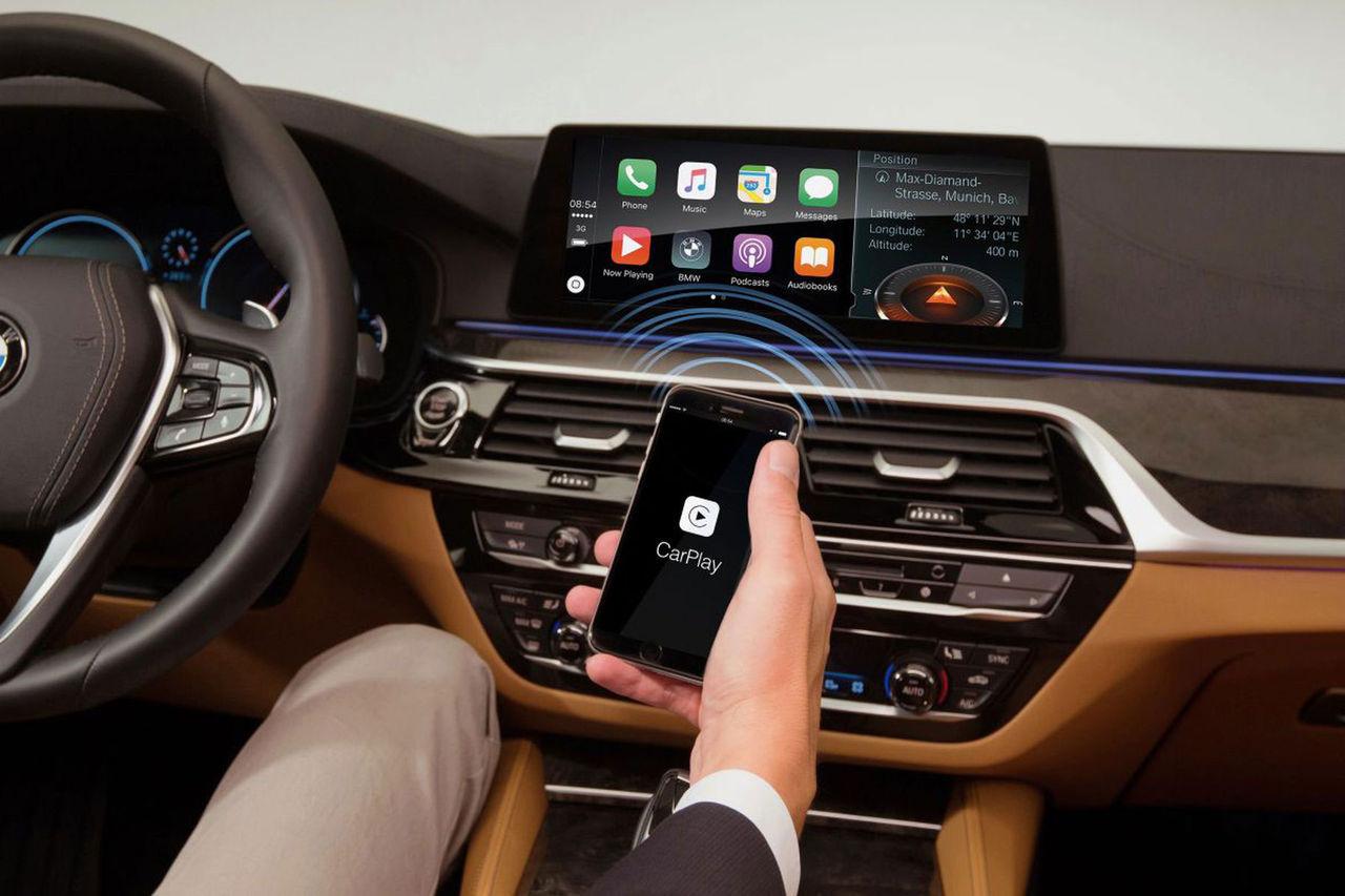 BMW kommer att ta 80 dollar/år för CarPlay