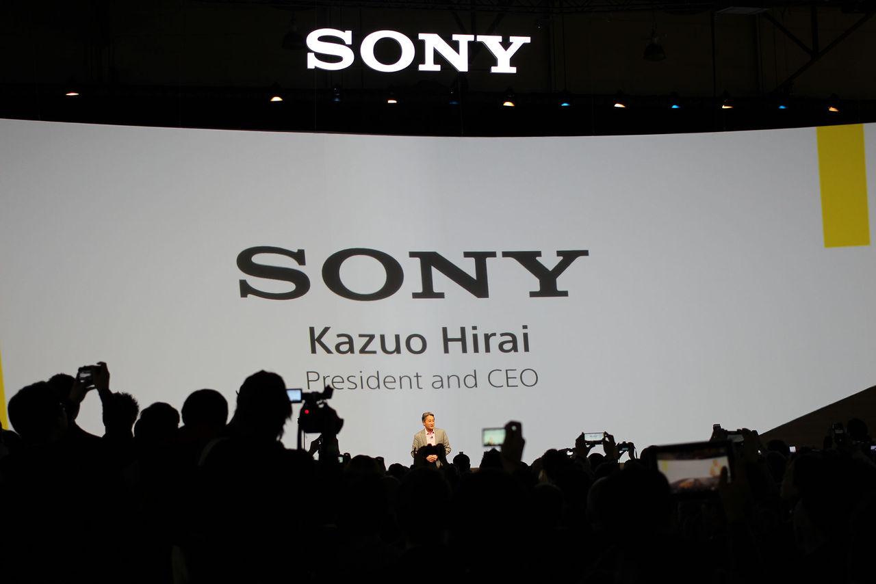 Sony tänker fortsätta göra mobiltelefoner