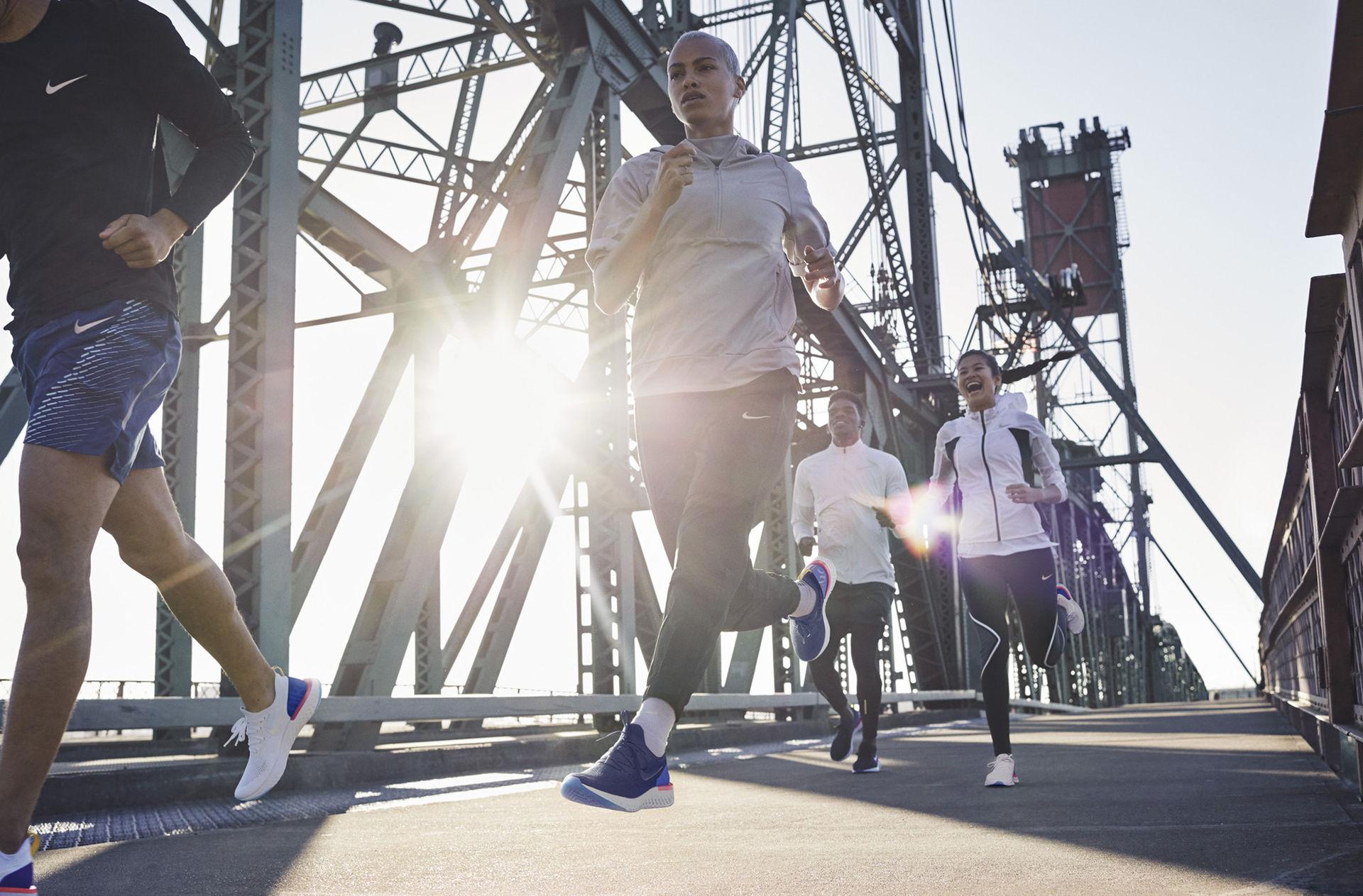 Epic React Flyknit - ny löparsko från Nike