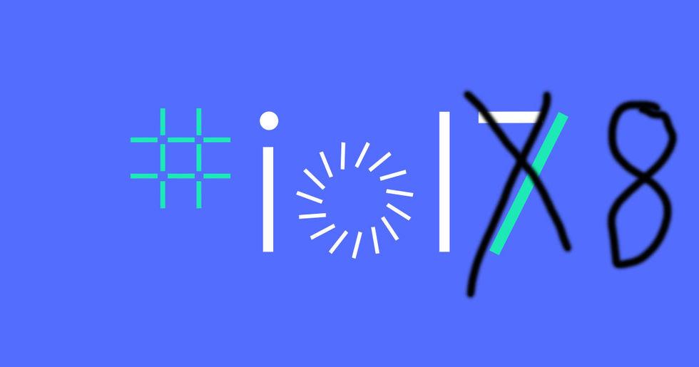 Google spikar datum för I/O 2018