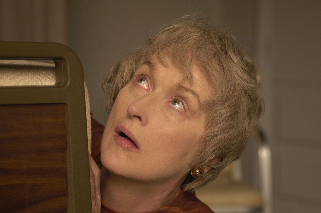 Meryl Streep ska spela Alexander Skarsgårds mamma