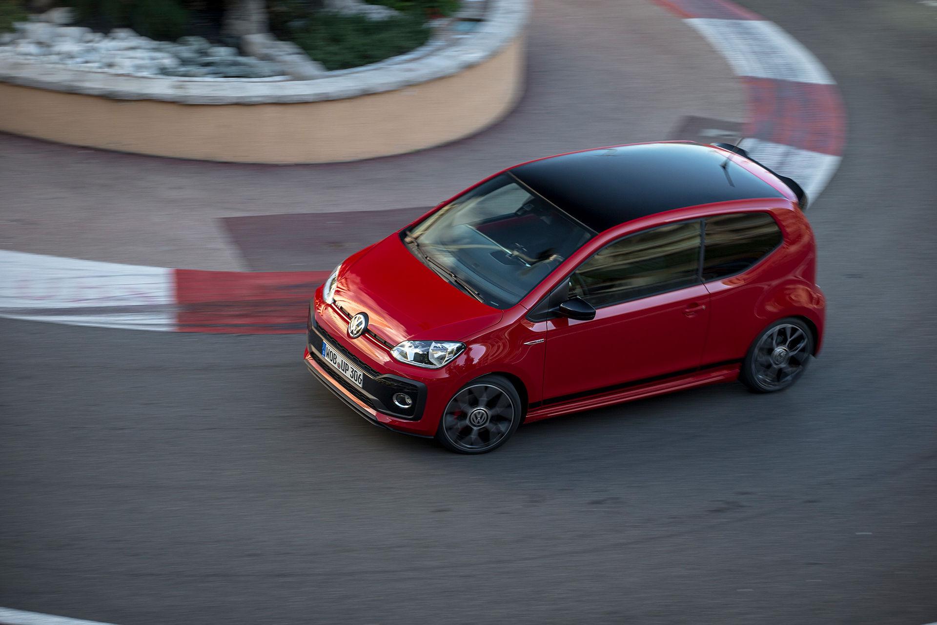 Volkswagen Up! GTI blir din för 169.900 kronor