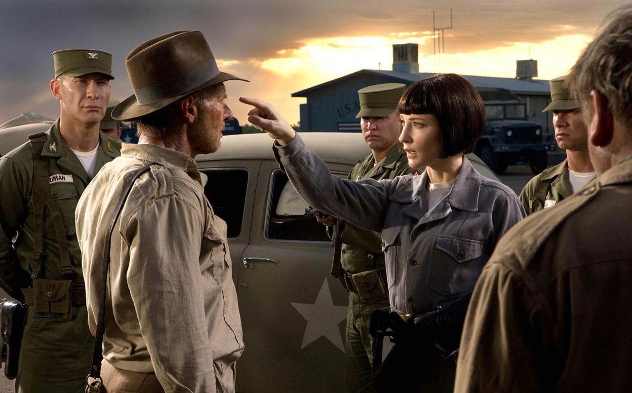 Indiana Jones blir Spielbergs nästa rulle