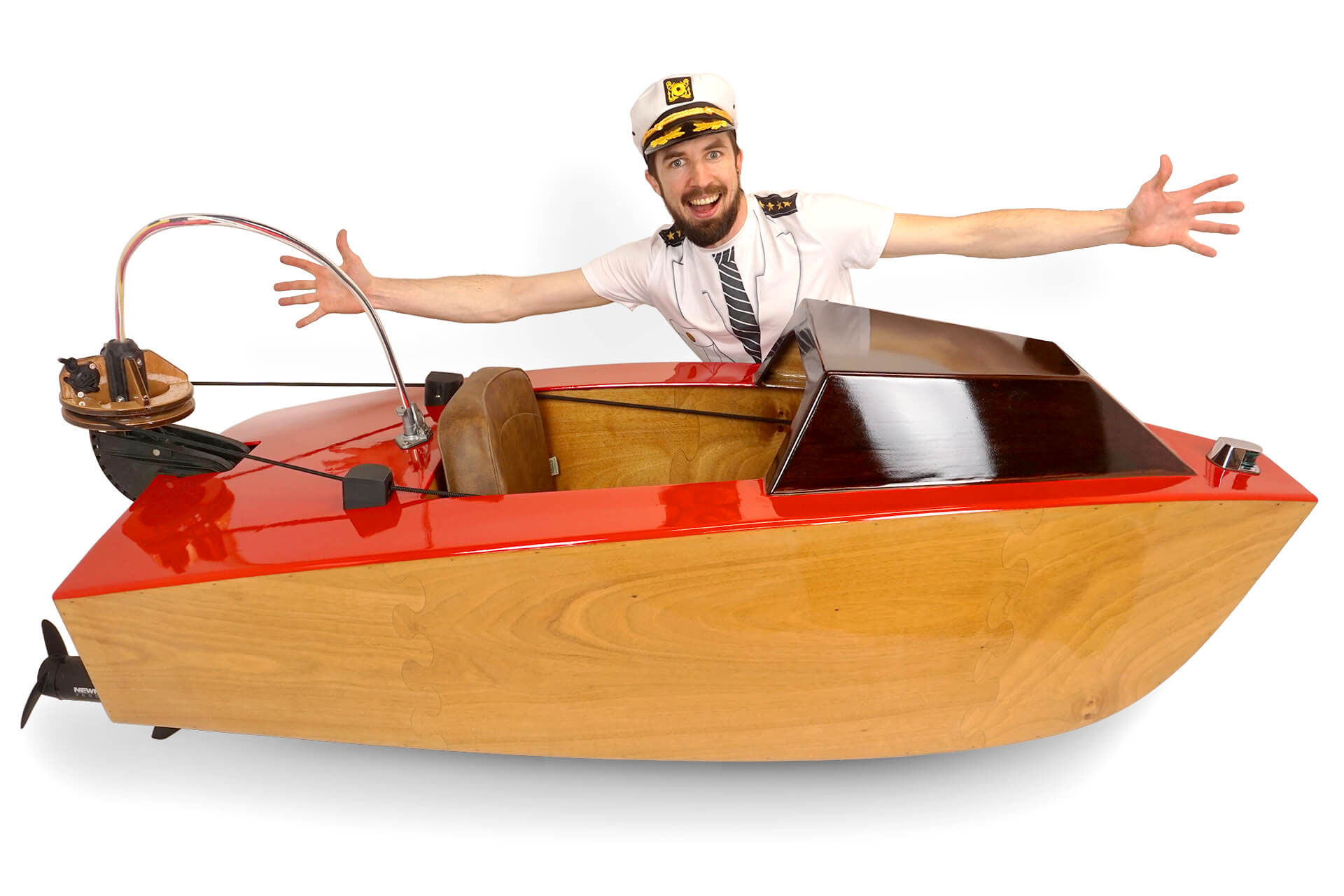 bygga båt i trä