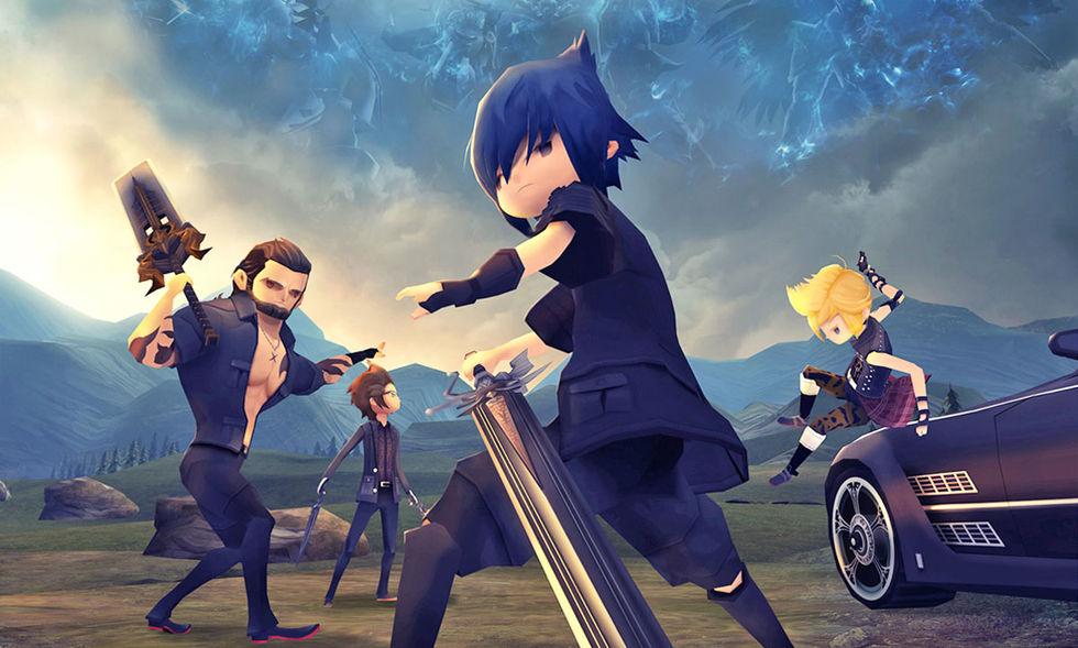 Final Fantasy XV: Pocket Edition släpps 9 februari