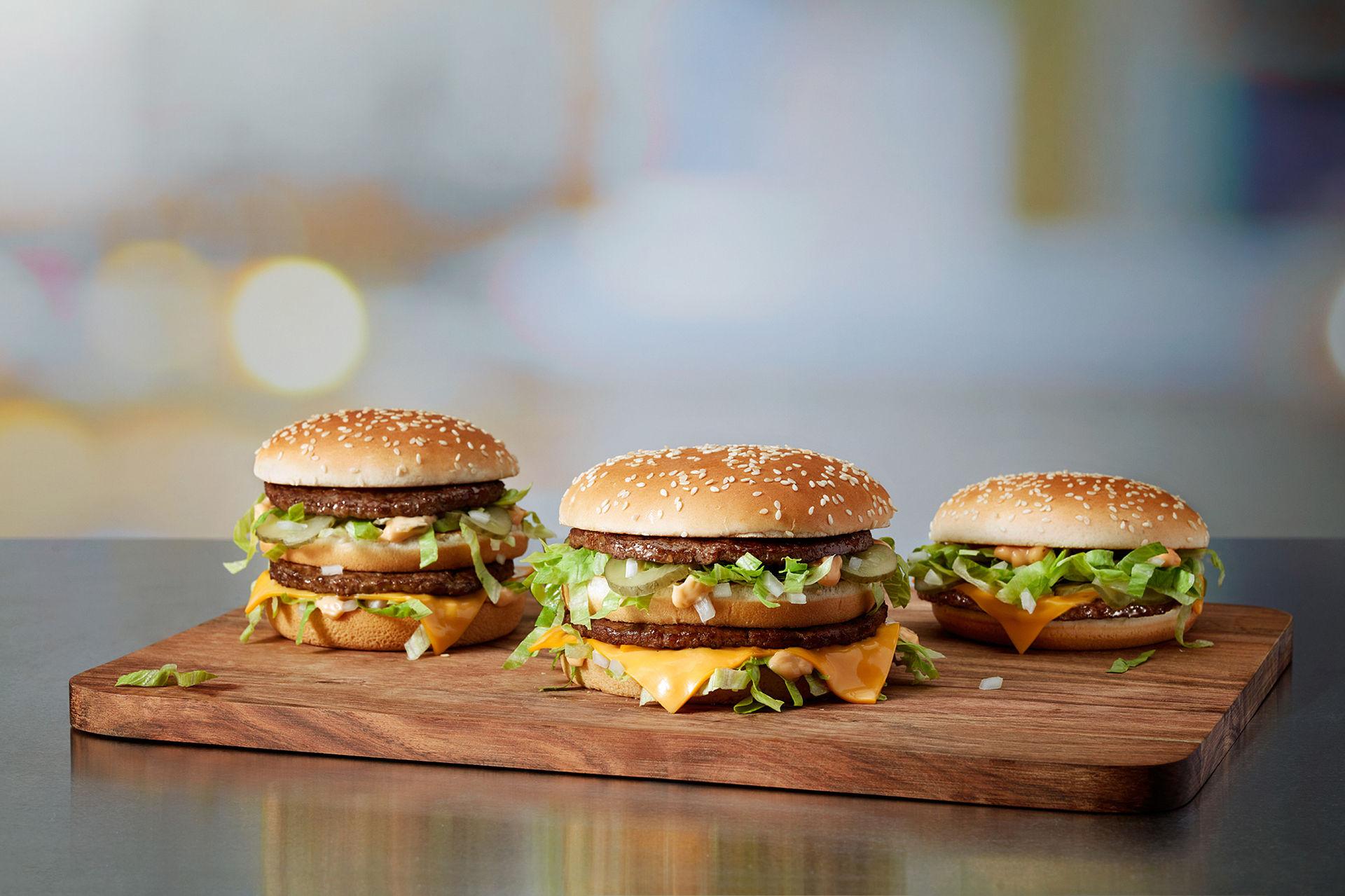 Tut i luren! Big Mac fyller 50 år