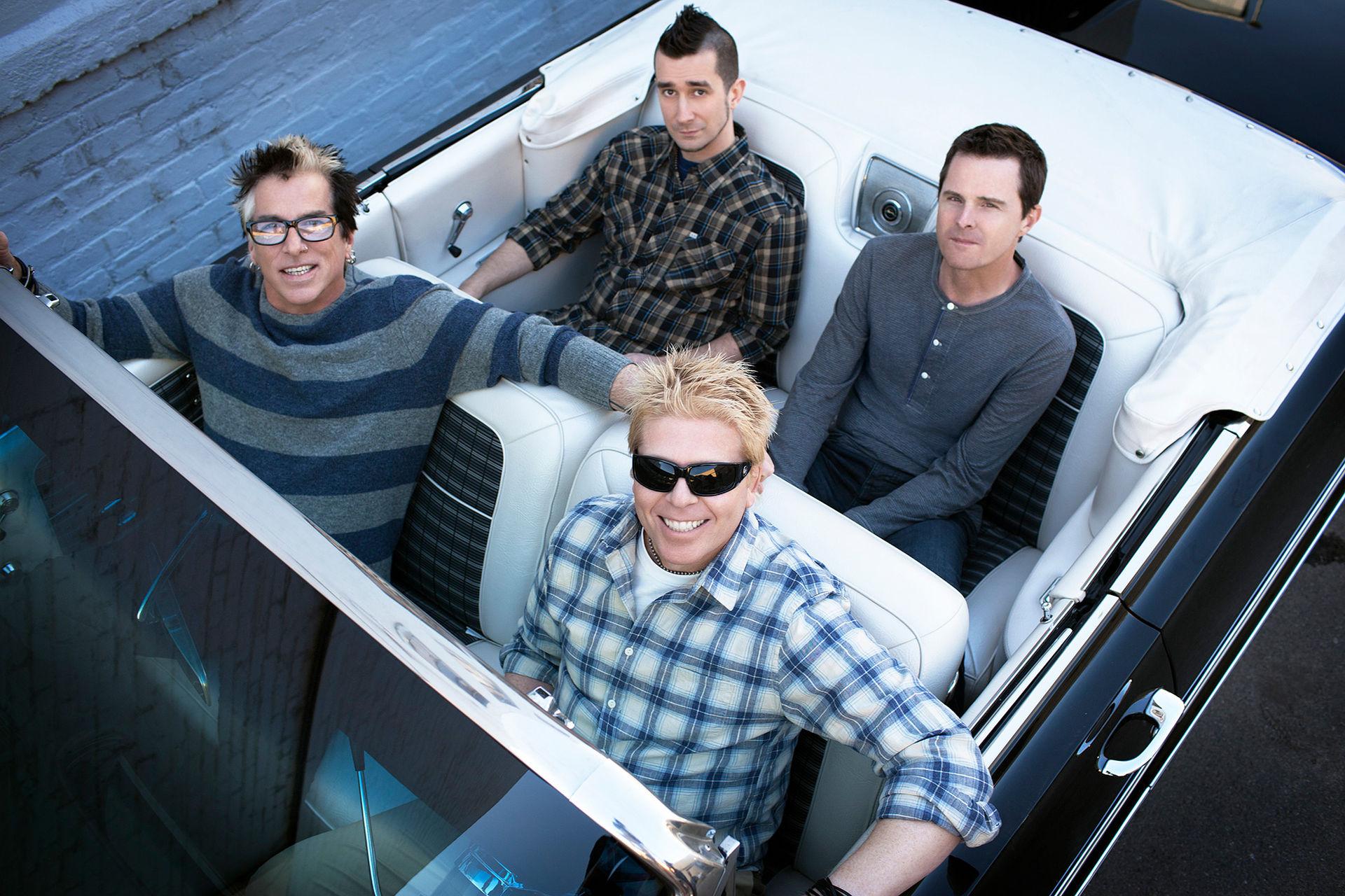 The Offspring kommer till nöjesparkerna