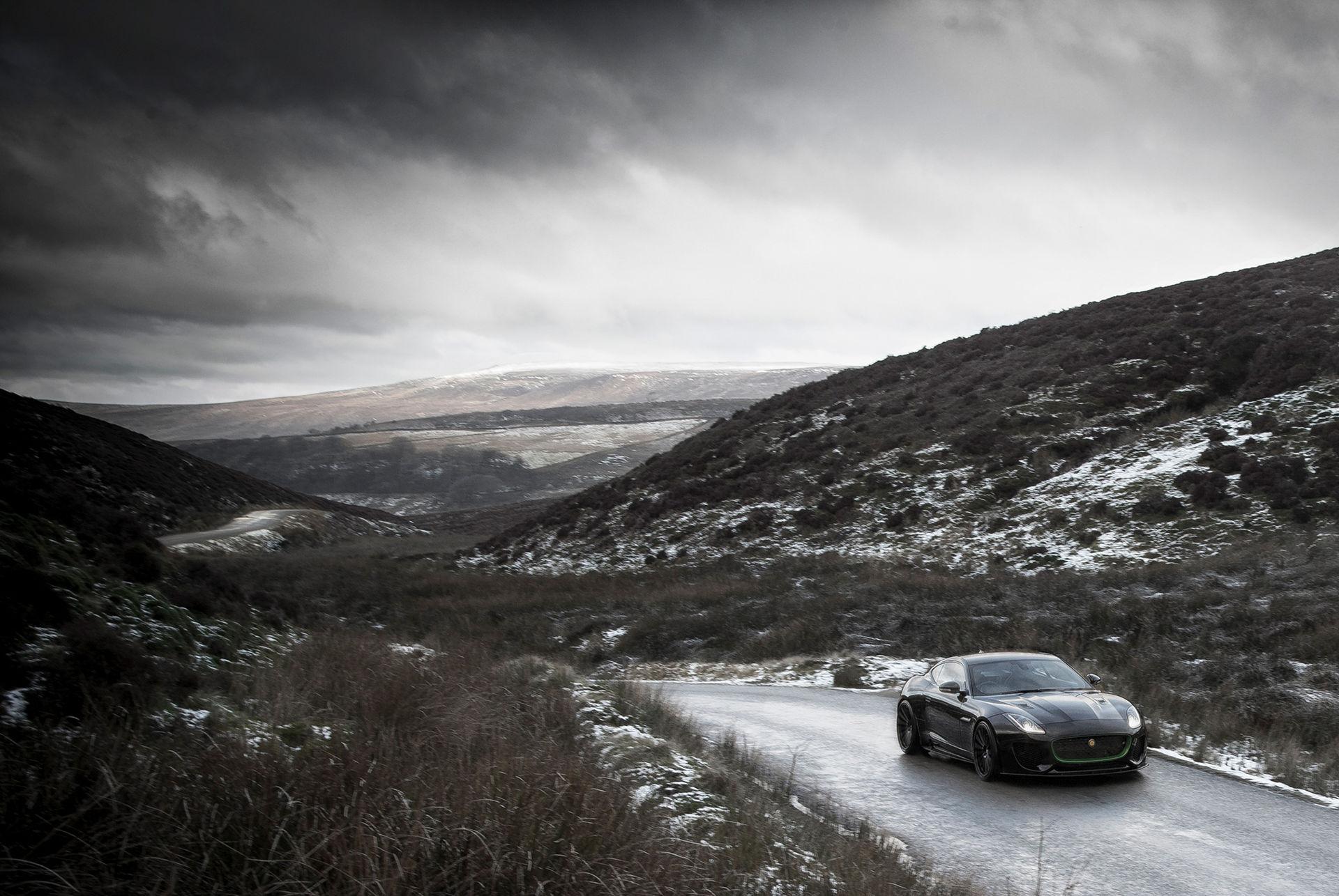 Lister Cars presenterar Thunder