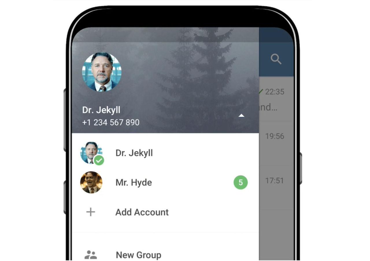 Telegram plockas bort från App Store