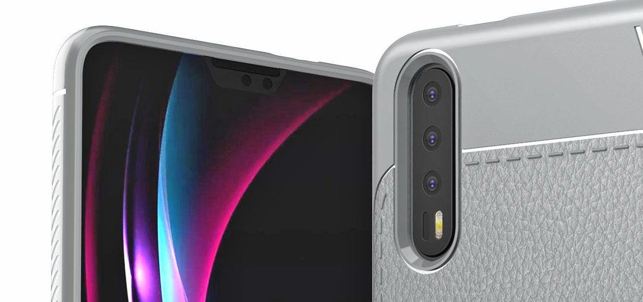 Huawei P20 Plus verkar få en läpp precis som iPhone X