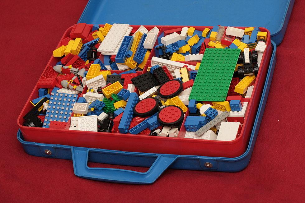 Begagnade leksaker kan vara skadliga