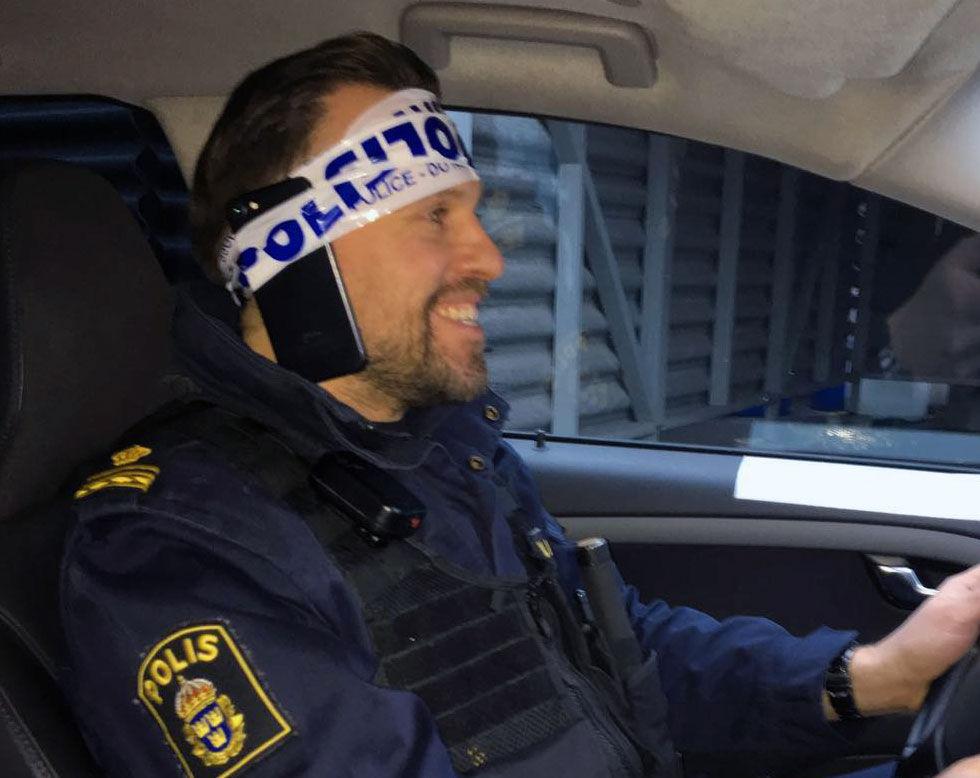 Polisen tipsar om hur du följer den nya mobillagen