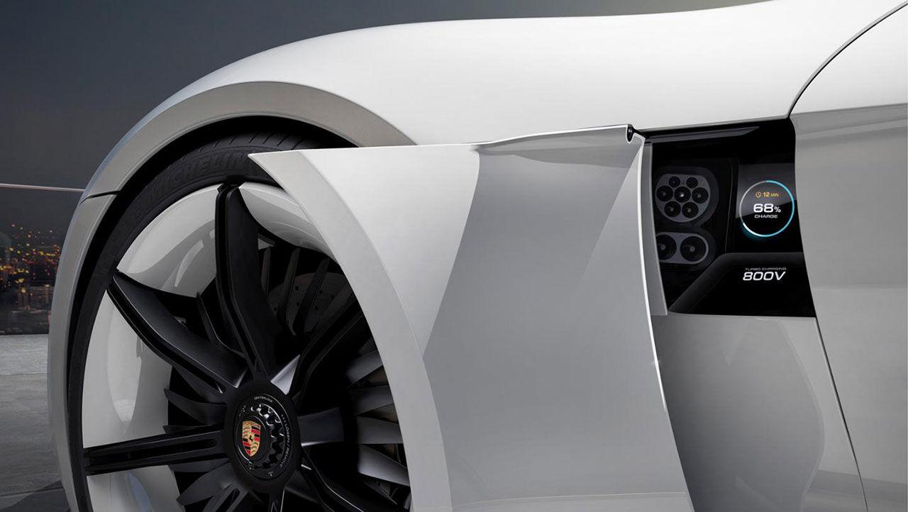 Porsche dubblerar sin elbilsinvestering