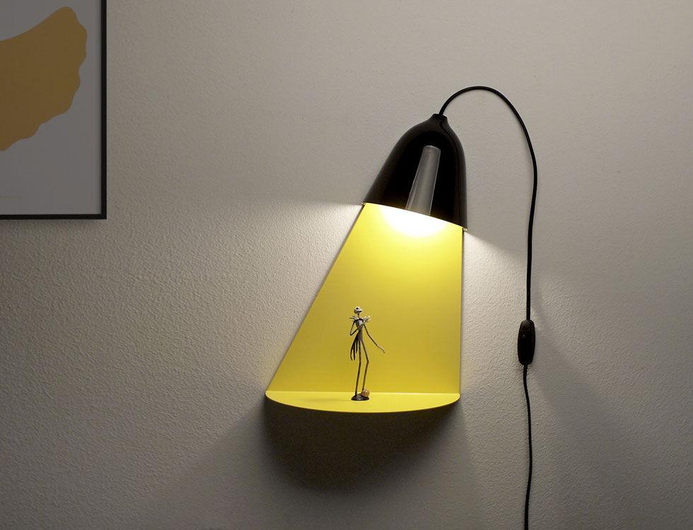 Smart lampa belyser det du älskar