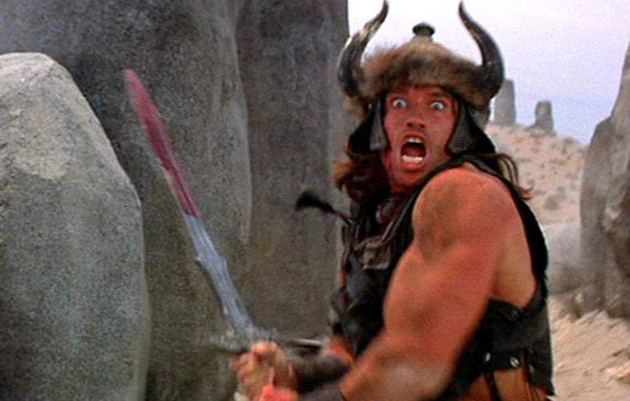 Amazon ska göra tv-serie om Conan barbaren