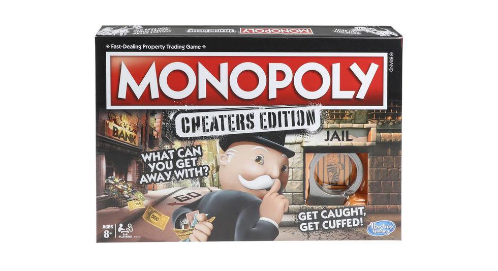 Monopol lanserar version för fuskare
