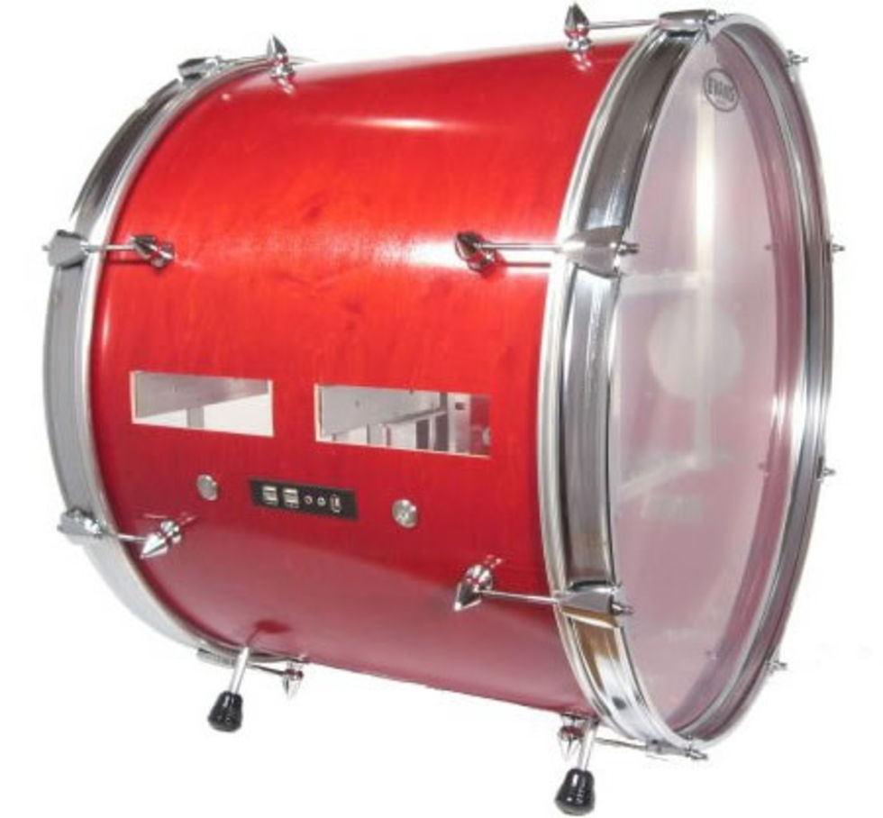 Dator i trumma