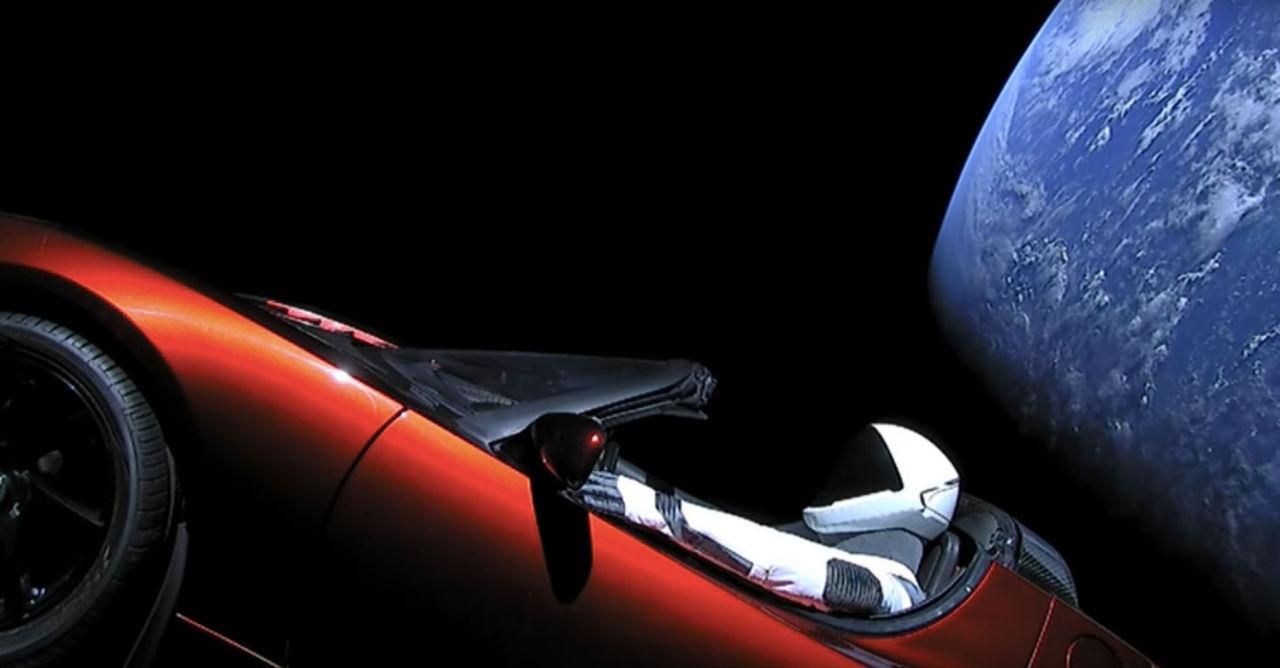 Elons Roadster kommer antagligen att missa Mars