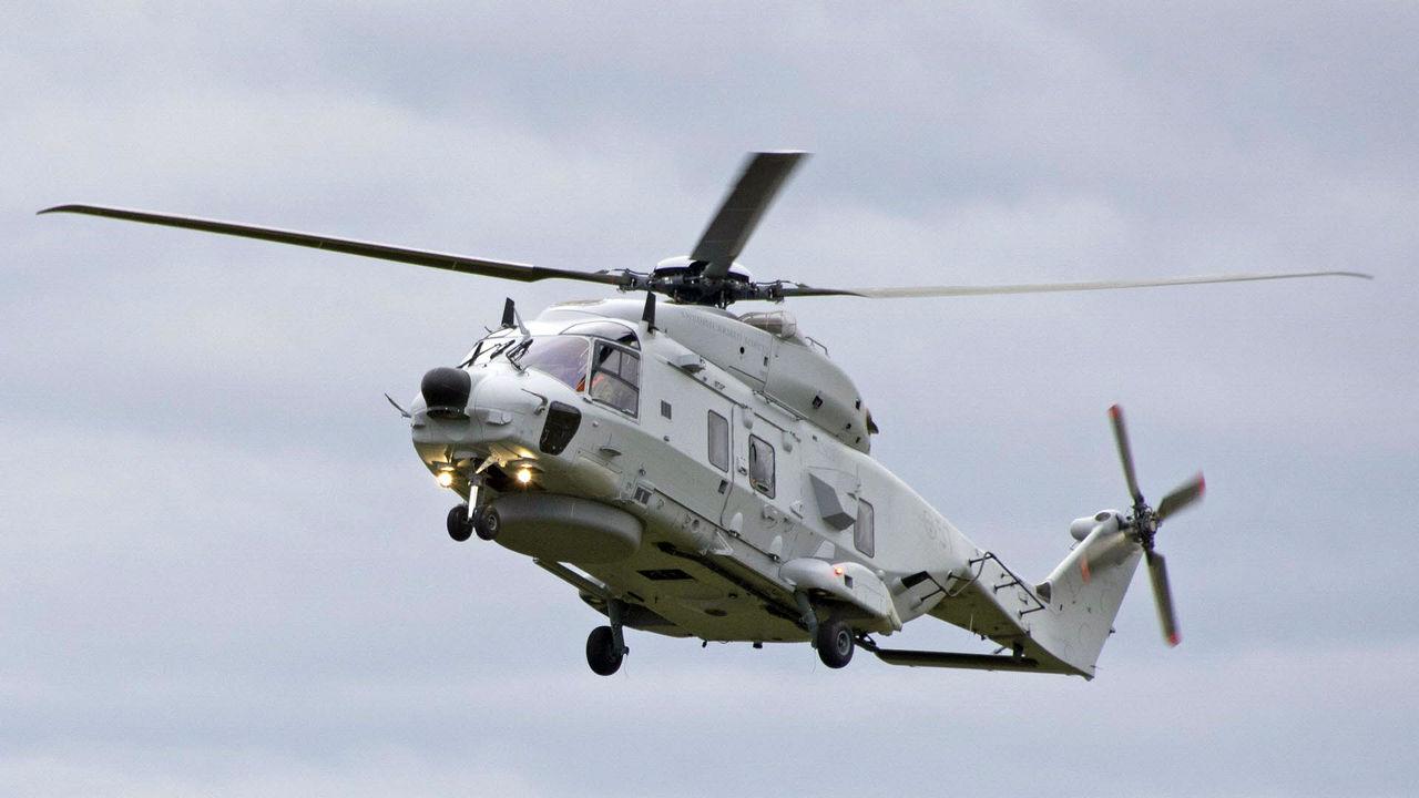 Helikopter 14 kostar 200.000 kronor i timmen att flyga
