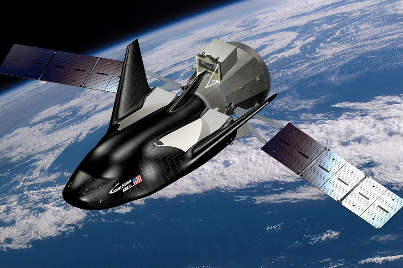 Dream Chaser åker till ISS 2020