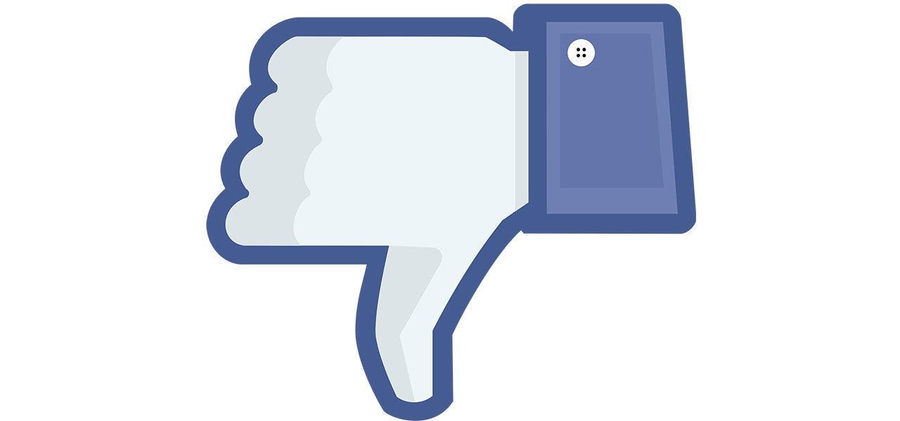 Facebook bekräftar test av nedtumme på kommentarer