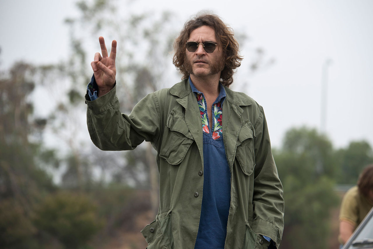 Joaquin Phoenix kan spela Jokern