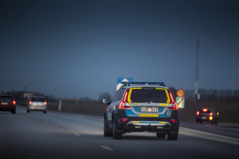 Polisens bötestävling stoppas
