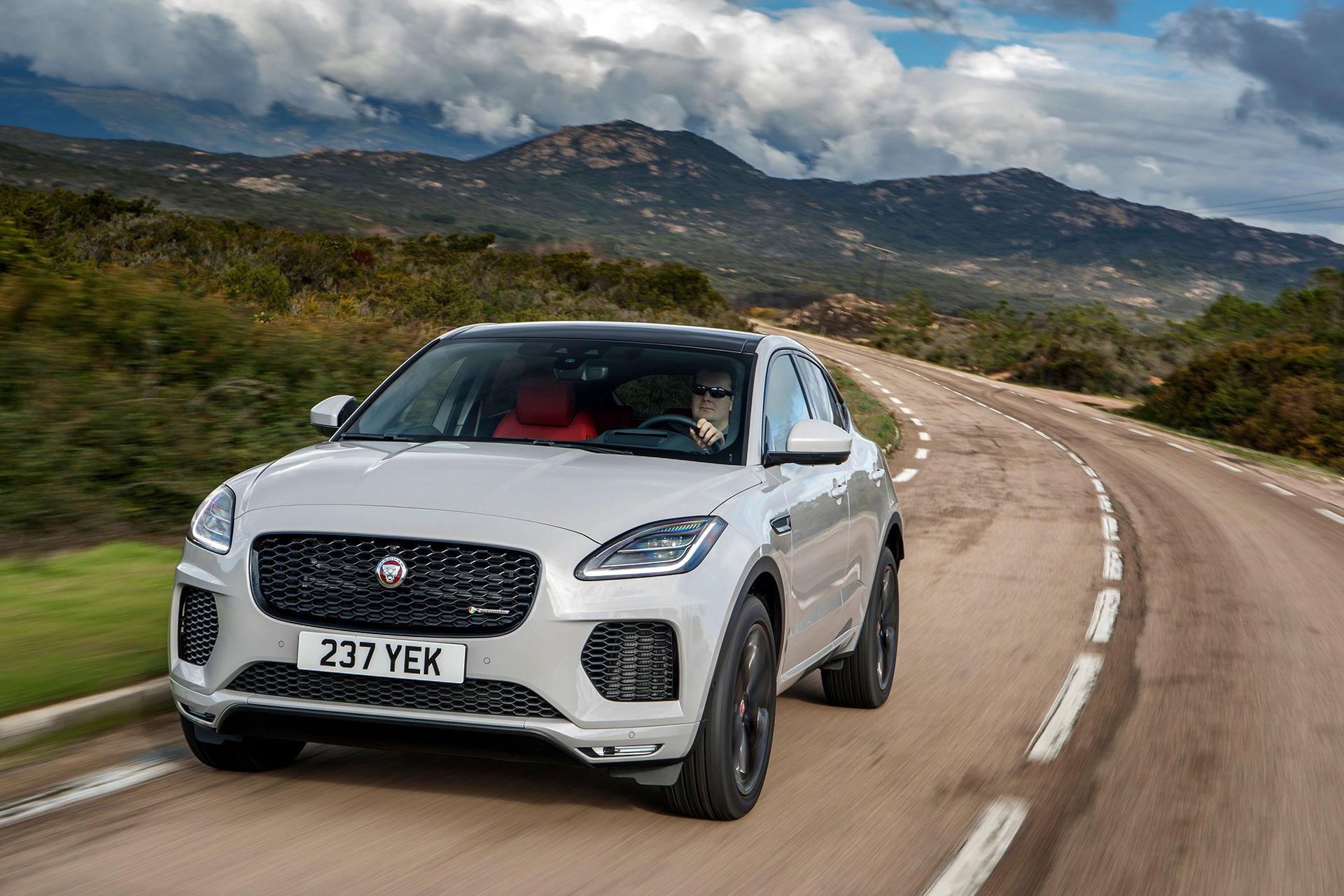 Jaguar E-Pace blir din för 329.900 kronor