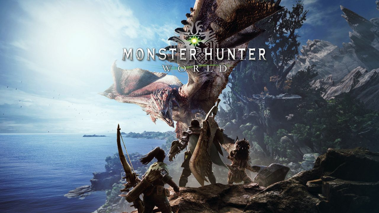 6 miljoner exemplar av Monster Hunter: World har skeppats