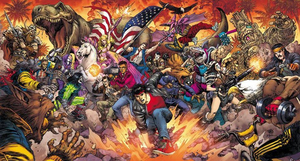 Kung Fury II presenteras nästa vecka