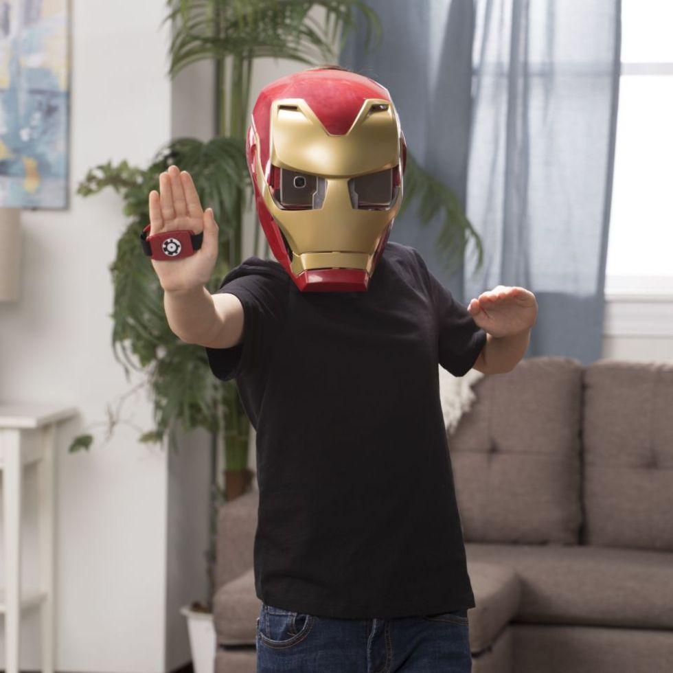 Hasbro släpper Iron Man-hjälm för AR