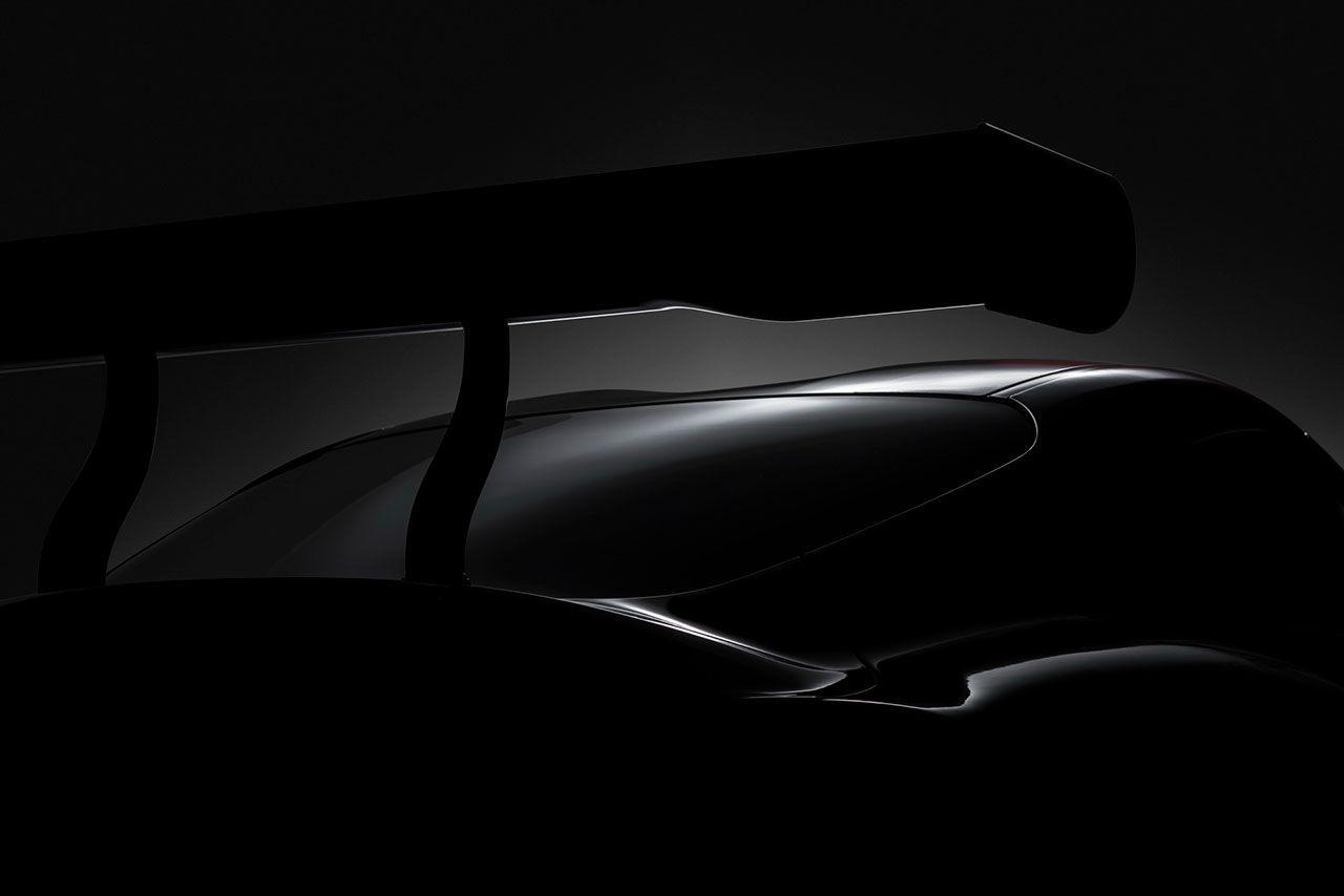 Nya Toyota Supra kommer till Genève