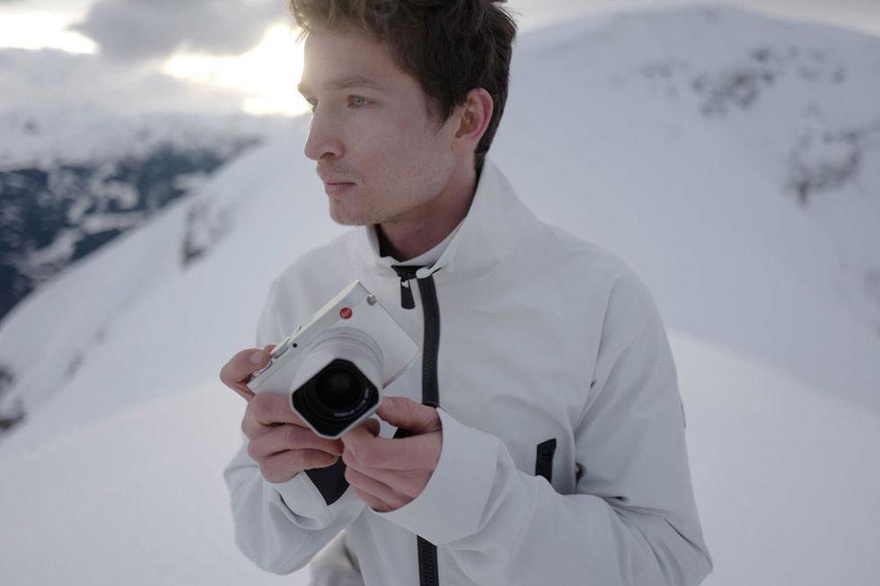 Leica släpper vit version av Leica Q