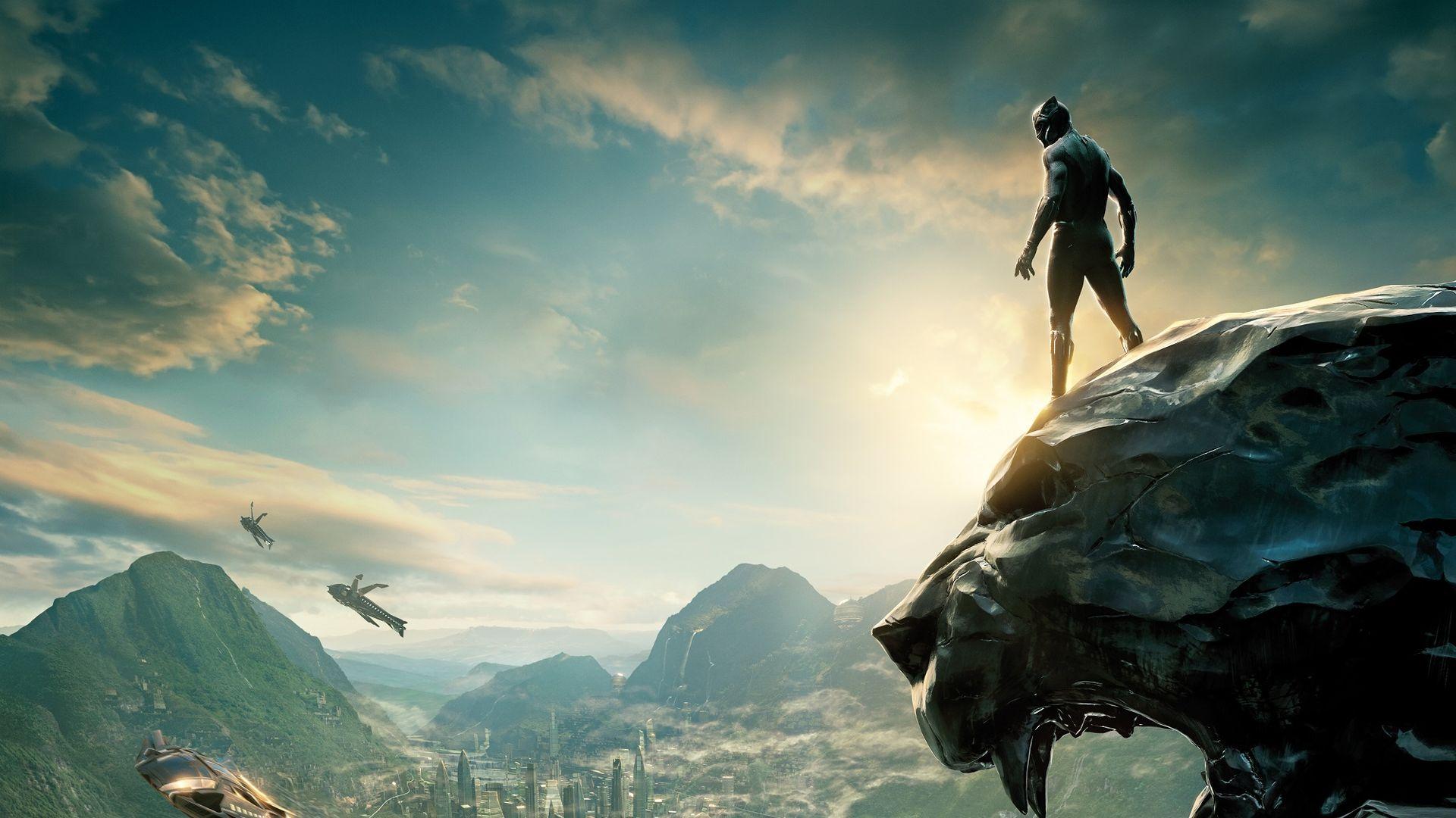 Vi har sett Black Panther