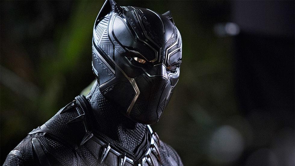 Kolla in afrofuturismen i Black Panther
