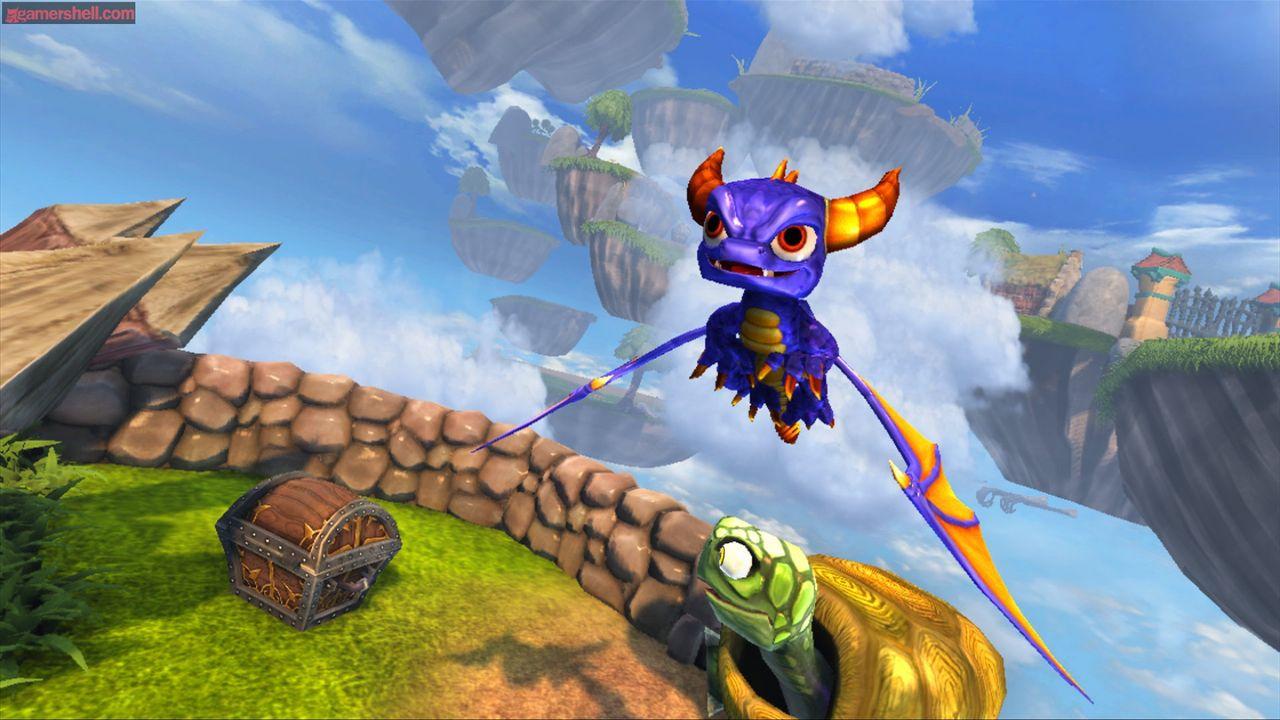 Spyro-trilogi ryktas komma till PS4 i år