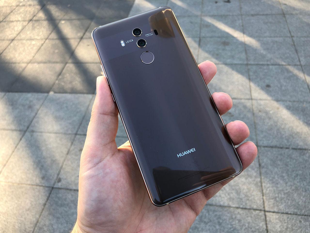 Säkerhetstjänster dissar Huawei