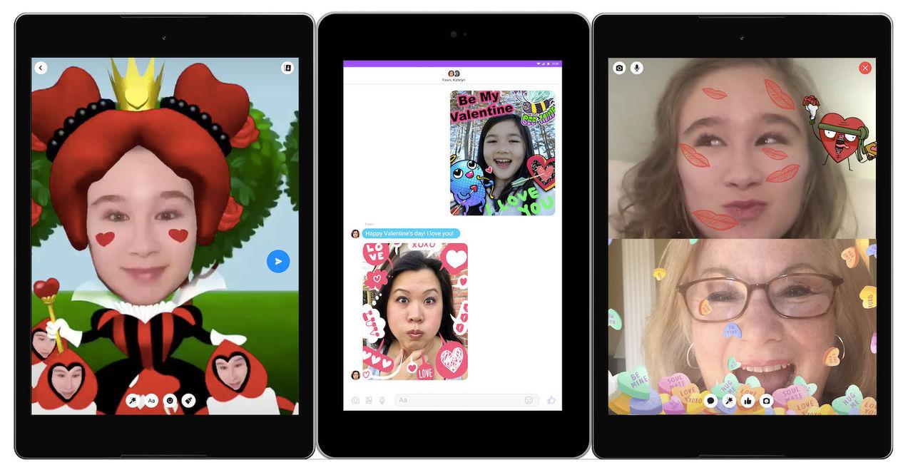 Facebook släpper Messenger Kids till Android