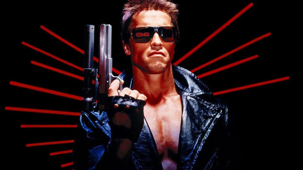 Arnold klar för Kung Fury-filmen!