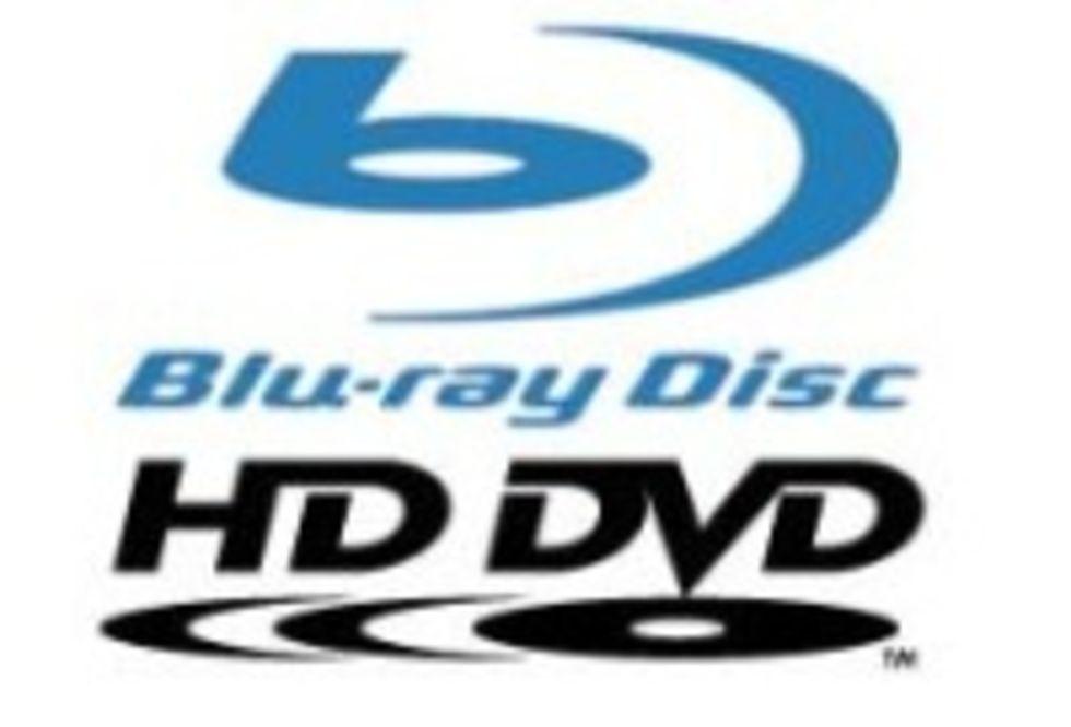 Blu-ray stampar på HD-DVD i Europa
